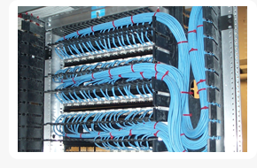 Structured Voice / Data Network Wiring Installers Davie, FL