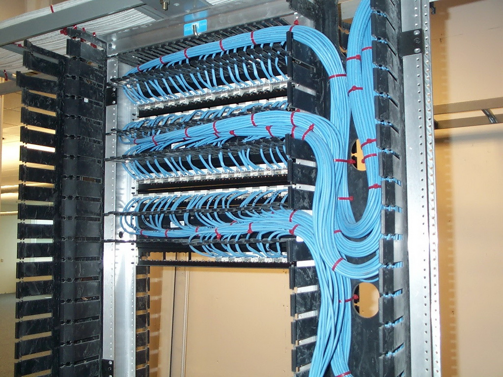 Structured Cabling Wiring Company Fort Lauderdale FL (954) 871-0113
