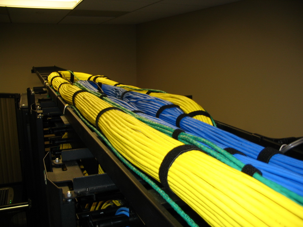 Structured Cabling Wiring Company Fort Lauderdale Fl 954 871 0113 Network Cable